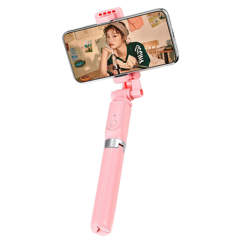 (Buy 1 Get 2nd 20% OFF)Wireless Bluetooth Selfie Stick For iPhone Xiaomi Huawei Tripod Foldable Handheld Shutter Remote Extendable Selfie Stick