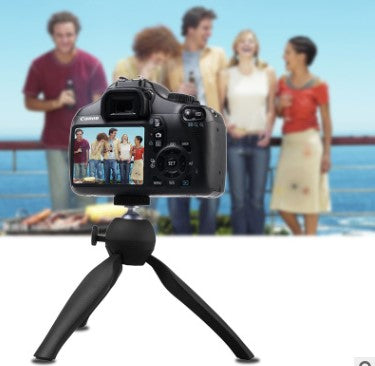 Backpacker Live Desktop Mini Tripod Phone Stand Selfie SLR Camera Multicolor Tripod Stabilizer