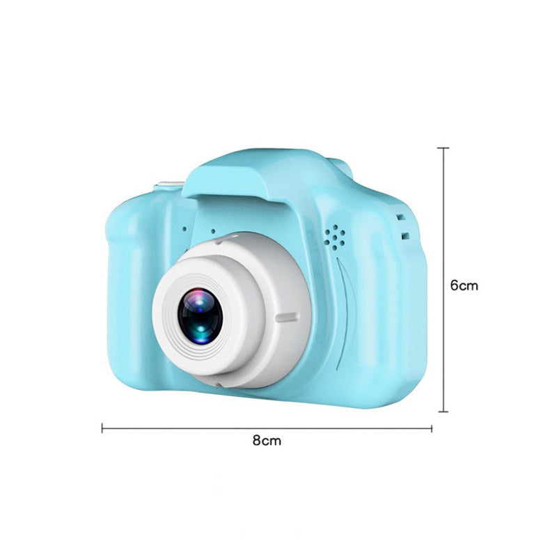 😍Kids Mini  Digital Camera 1080P HD Screen( Children Birthday Gift Outdoor Game Mini Camera Toy)
