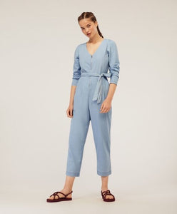 Oysho denim jumpsuit - Shop Station EG
