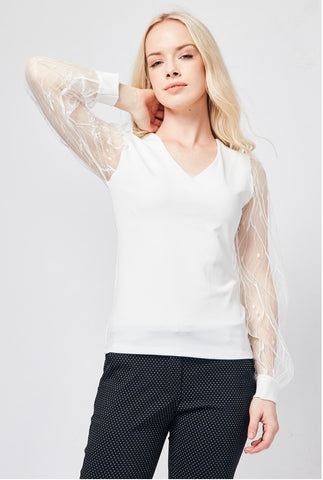 White blouse - Shop Station EG