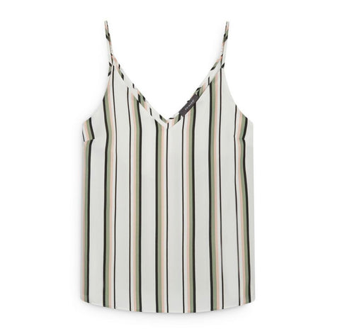 Primark Stripe Print Cami Top - Shop Station EG