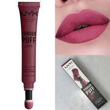 NYX Professional MakeupPowder Puff Lippie Lip Cream - Shop Station EG