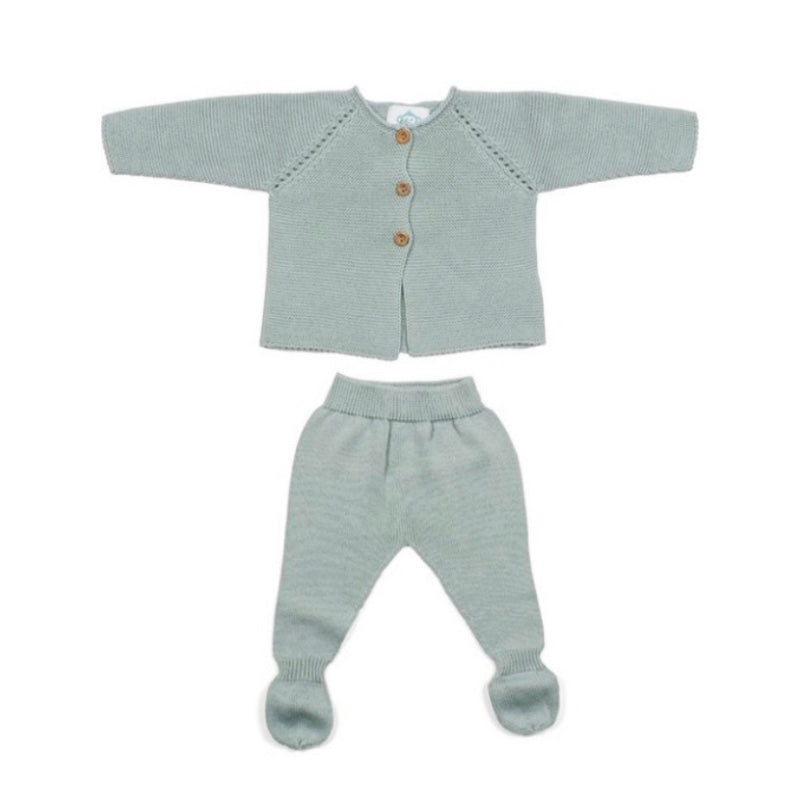 Newborn set mint
