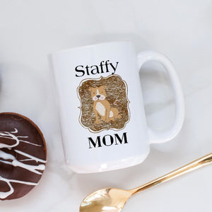 Large Dog Mom Mug