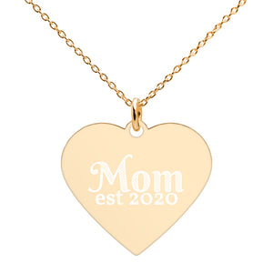 Mom Established Custom Necklace