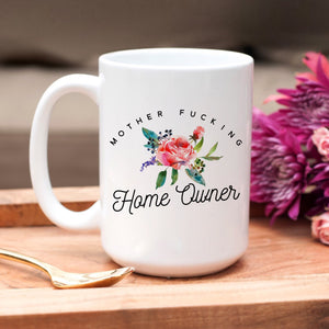Fucking Home Owner Floral