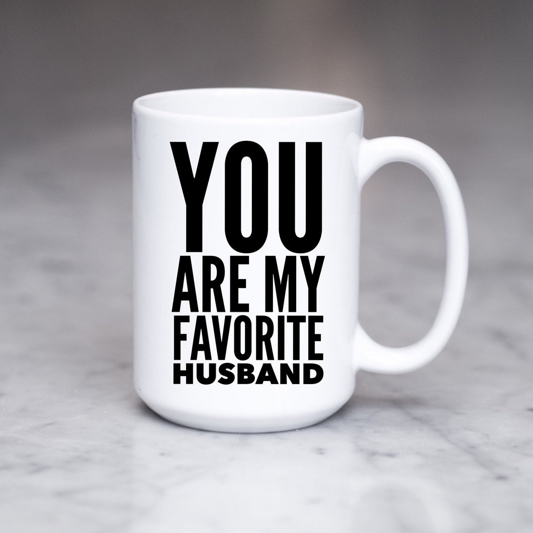 You are My Favorite Husband