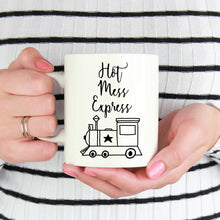 Load image into Gallery viewer, Hot Mess Express Mom Mug