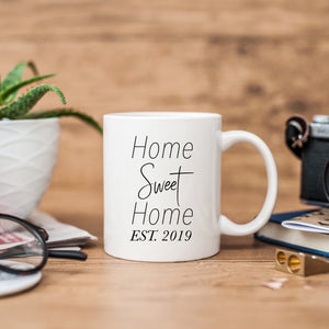 Home Sweet Home Custom Year