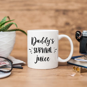 Daddy's Survival Juice