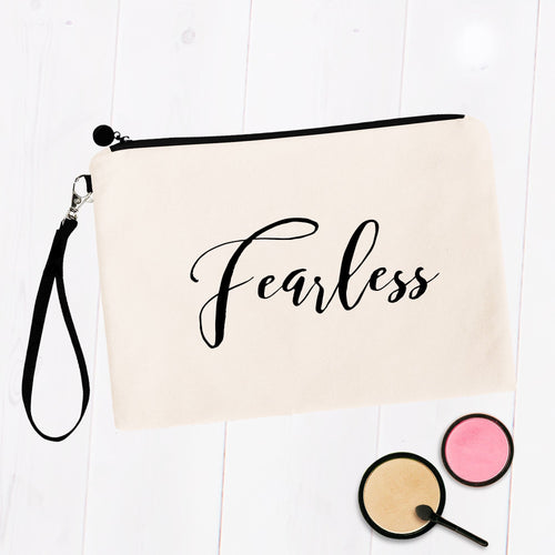 Fearless Cosmetic Bag