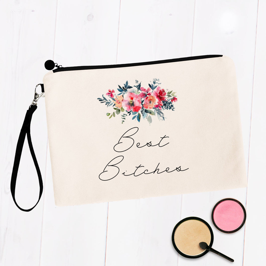 Best Bitches Cosmetic Bag