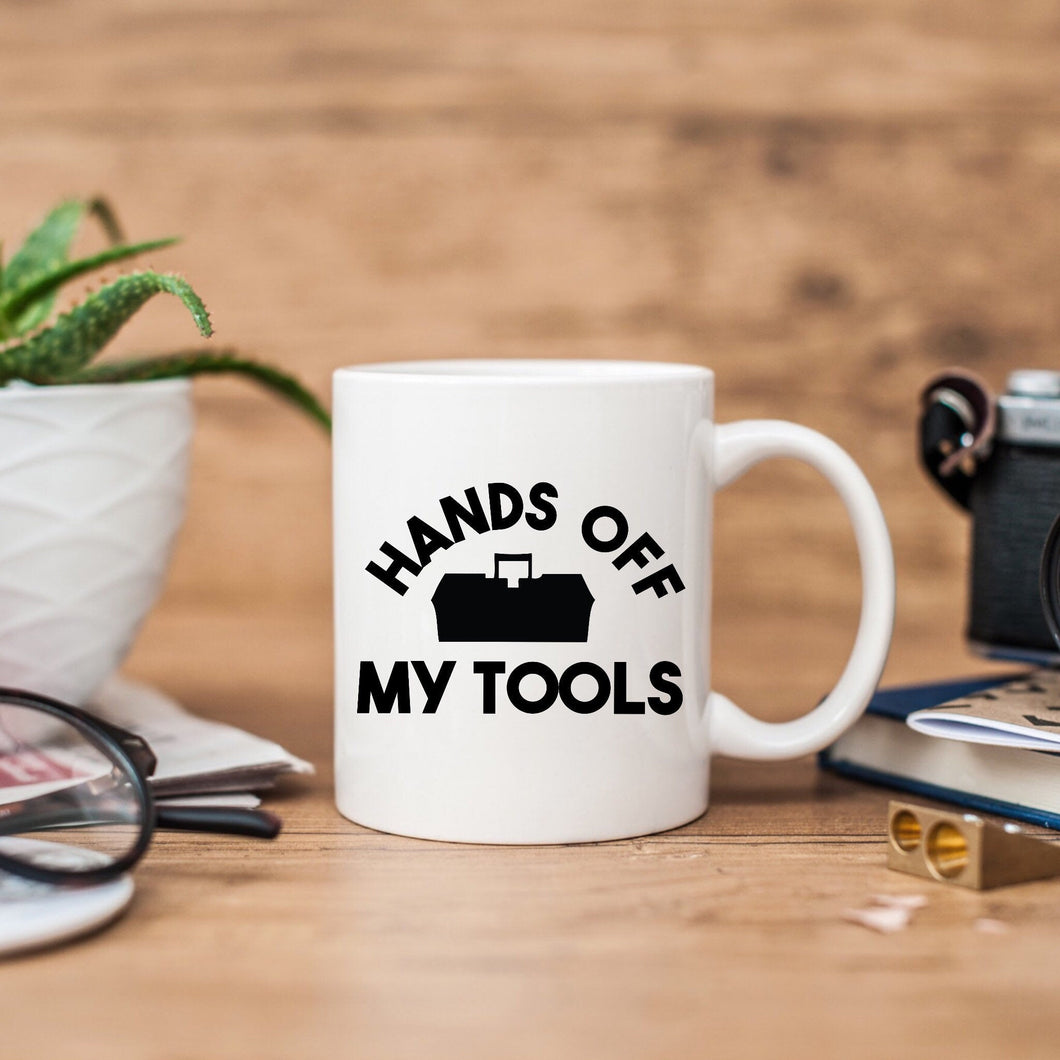Hands Off My Tools