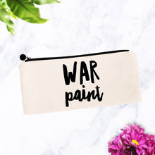Load image into Gallery viewer, War Paint Makeup Bag