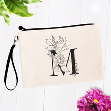 Load image into Gallery viewer, Modern Floral Monogram