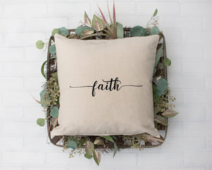 Faith Simple Script