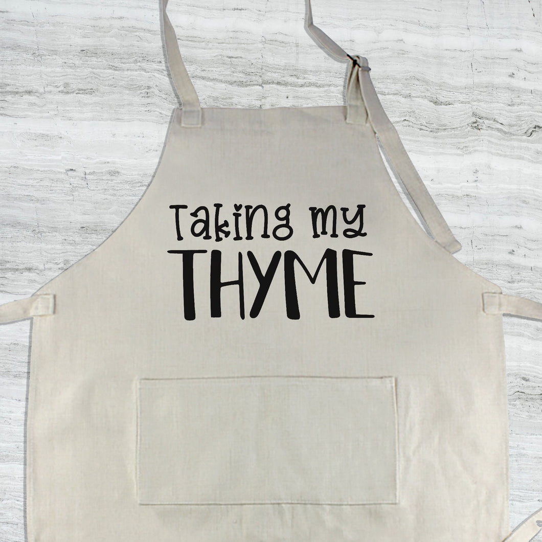 Taking My Thyme