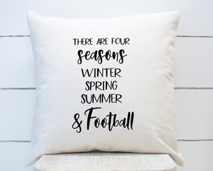 Four Seasons: Winter Spring Summer Football