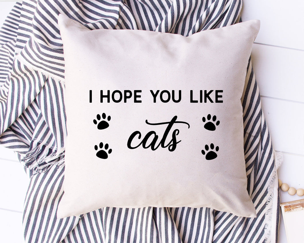 I hope you like Cats