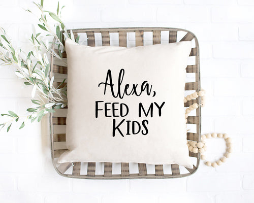 Alexa, Feed my Kids