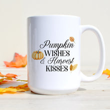 Load image into Gallery viewer, Pumpkin Wishes & Harvest Kisses