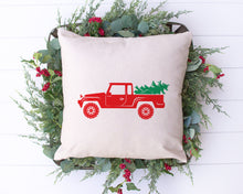 Load image into Gallery viewer, Old Jeep Cute Rustic Christmas Tree