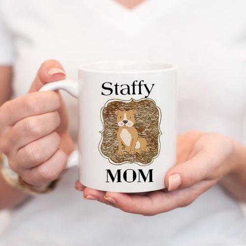 Medium Dog Mom Mug