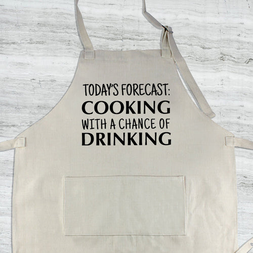 Today's Forecast Apron