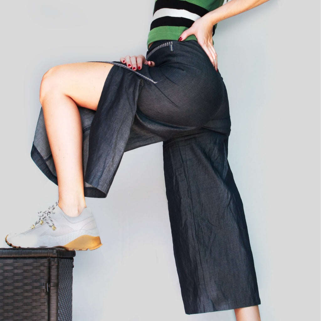 Rithy Jean Pants - Sustainable Fashion -  MODE Revolution - Miami
