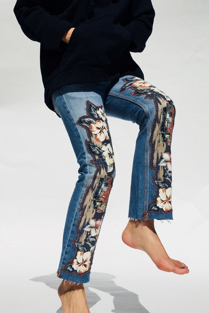 Cayenne Surfer Jeans -  - MODE Revolution -Sustainable Fashion