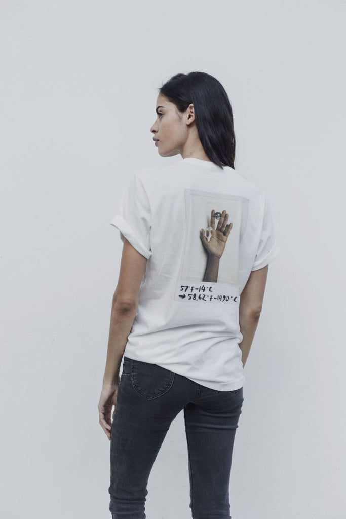 Now T-Shirt -  - MODE Revolution -Sustainable Fashion