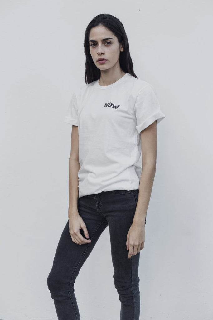 Unisex Now T-Shirt -  - MODE Revolution -Sustainable Fashion