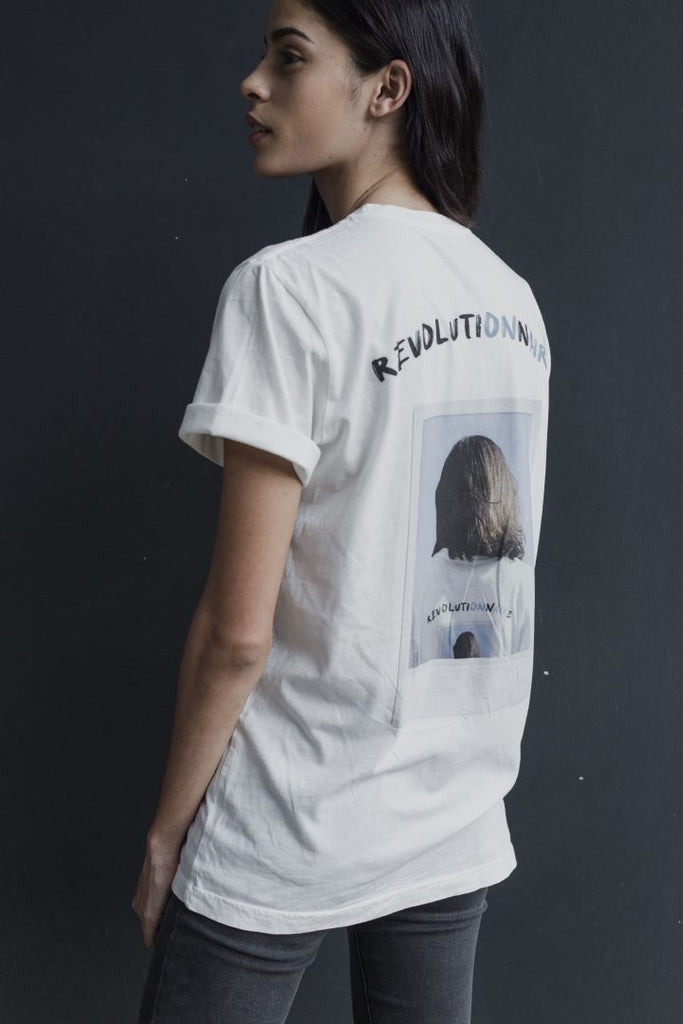 Unisex Revolutionnaire T-Shirt -  - MODE Revolution -Sustainable Fashion