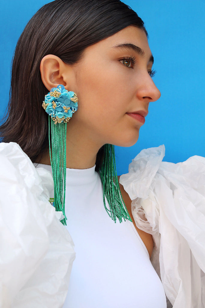 VERI Earring -  - MODE Revolution -Sustainable Fashion