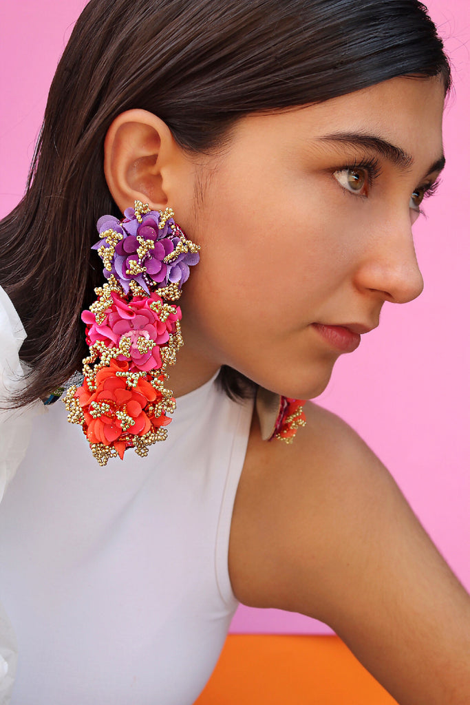 CASK Earring -  - MODE Revolution -Sustainable Fashion