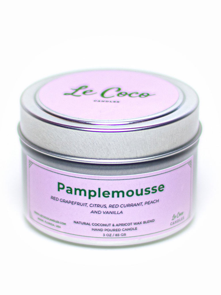 Pamplemousse Candle - candle - MODE Revolution -Sustainable Fashion