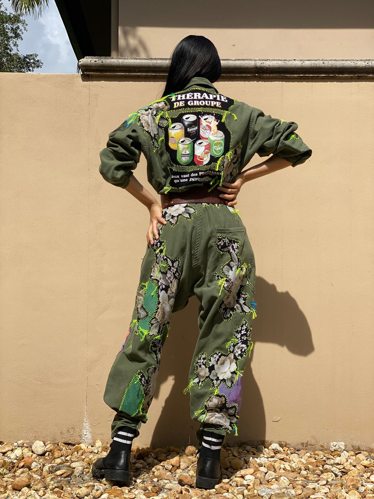 Group Therapy Jumpsuit -  - MODE Revolution -Sustainable Fashion