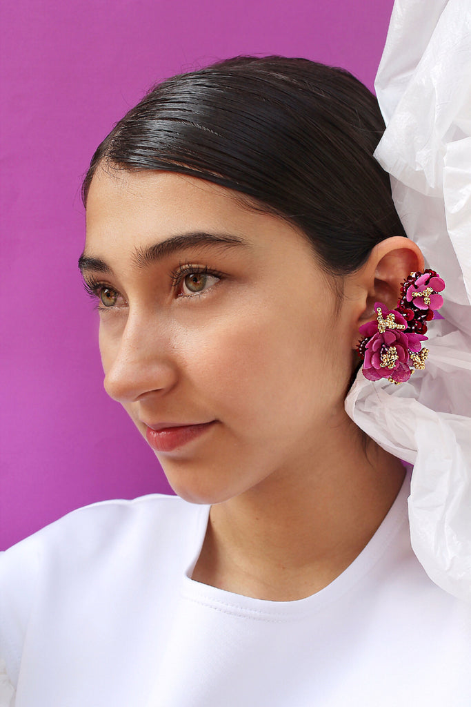 FECI Earring -  - MODE Revolution -Sustainable Fashion