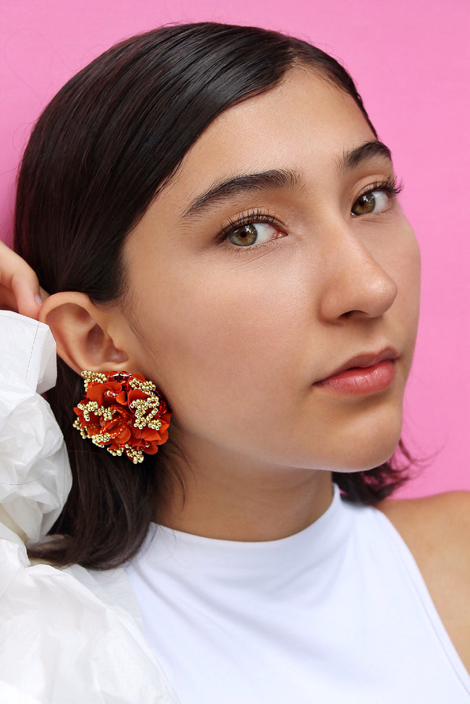 NAME Earring -  - MODE Revolution -Sustainable Fashion