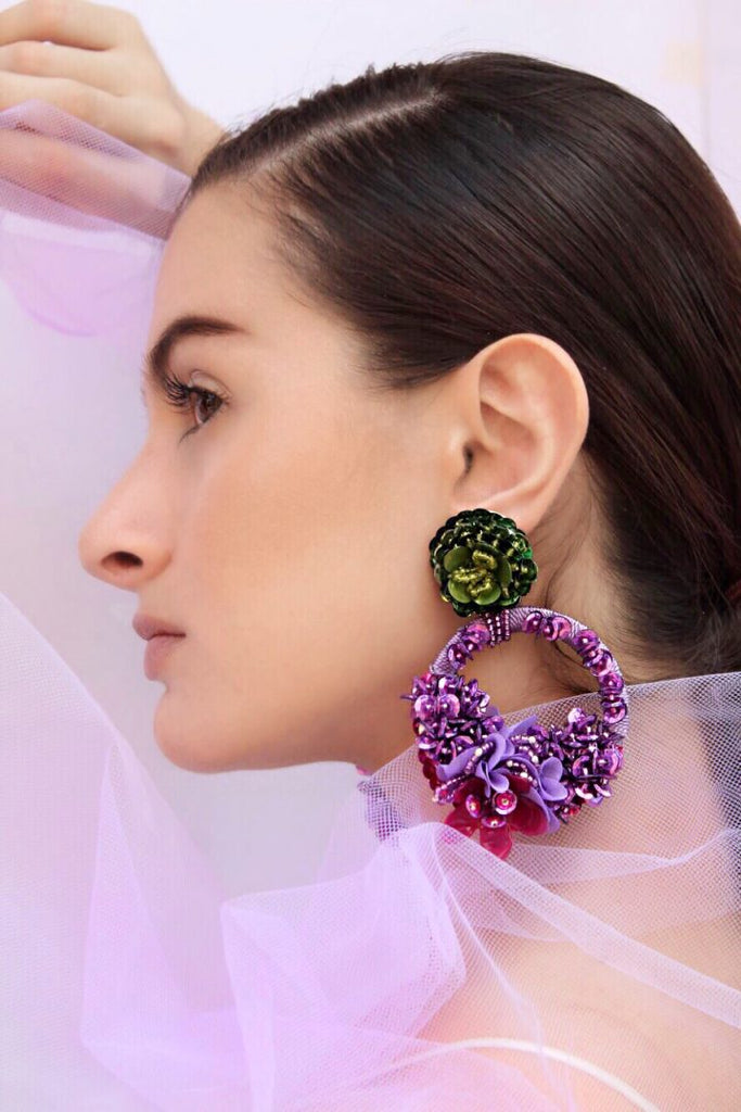 LIVI Earring -  - MODE Revolution -Sustainable Fashion