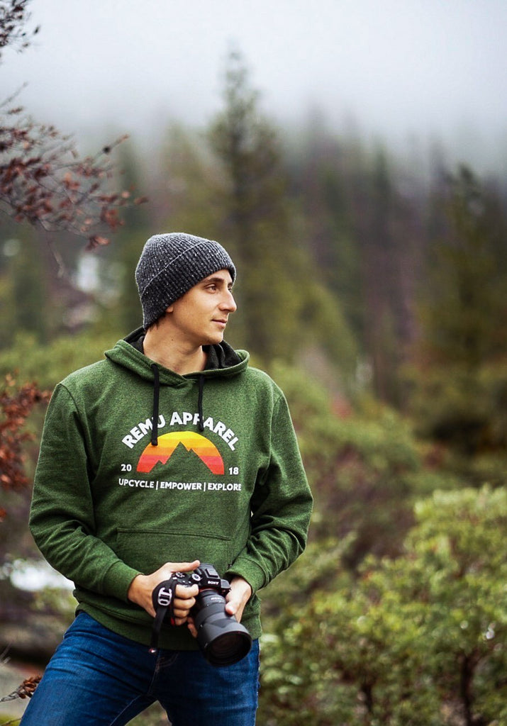 Tangan Hoodie - Hoodie - MODE Revolution -Sustainable Fashion
