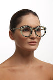 Doppio - Havana Emerald - Eyewear - MODE Revolution -Sustainable Fashion