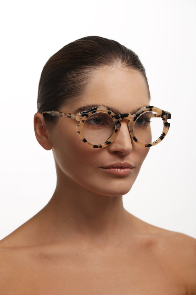 Doppio - Havana Rose - Eyewear - MODE Revolution -Sustainable Fashion