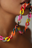 Catena Rainbow - Chains - MODE Revolution -Sustainable Fashion