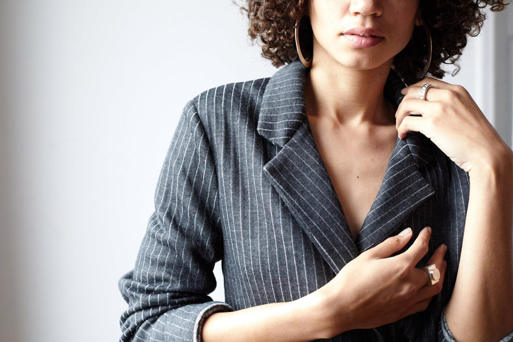 Ixchel Blazer, Recycled Wool - Jacket - MODE Revolution -Sustainable Fashion