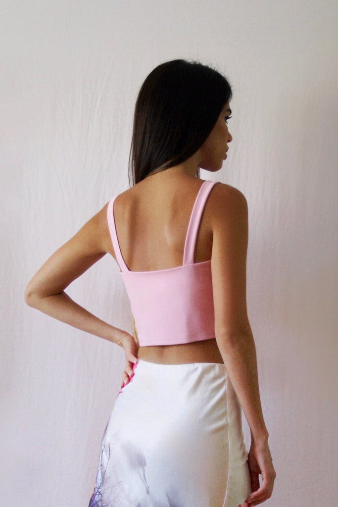 Mila Crop Top -  - MODE Revolution -Sustainable Fashion