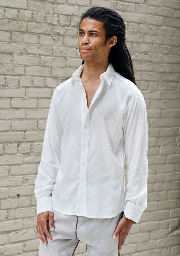 MILKMAN UNISEX SHIRT - shirt - MODE Revolution -Sustainable Fashion
