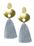 Oval Earrings - Earrings - MODE Revolution -Sustainable Fashion