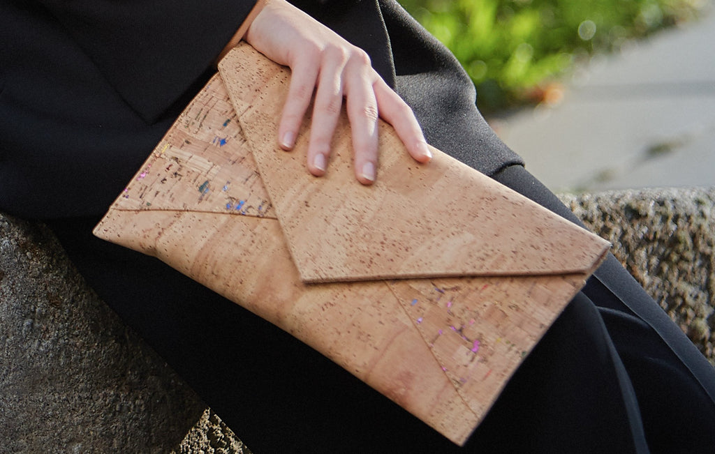 Pamela Envelope Clutch - Clutch bags and purses - MODE Revolution -Sustainable Fashion